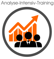 Symbol Analyse-Intensiv-Training